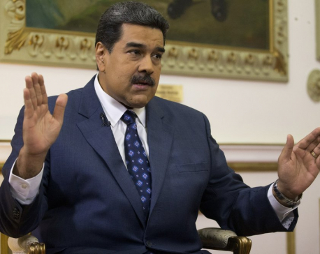 Split emerges in Venezuela opposition over talks with gov't