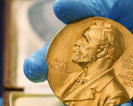 Nobel Peace Prize to be awarded Friday in Oslo