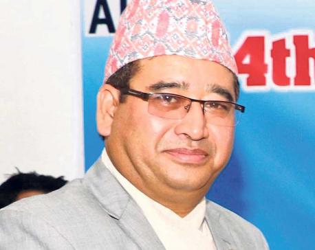 NOC committed in organizing SAG: Shrestha
