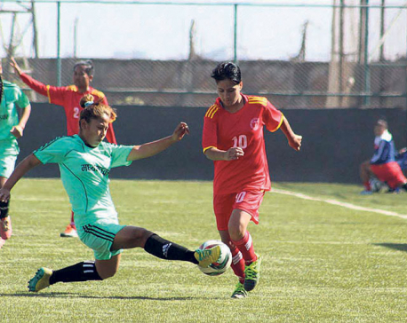 NPC thrashes Central Region in women's league opener
