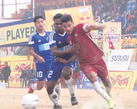 Nepal Police Club into final