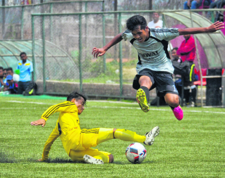 NPC joins Sankata in U-18 quarterfinals