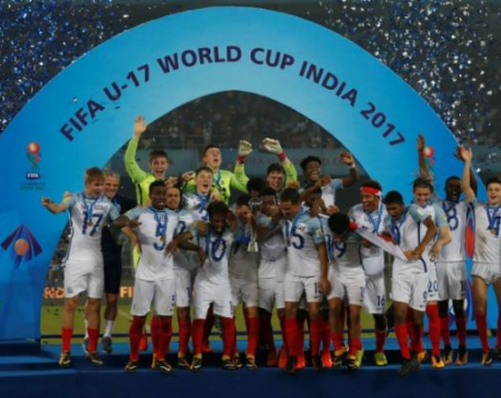 Foden brace helps England clinch maiden Under-17 World Cup