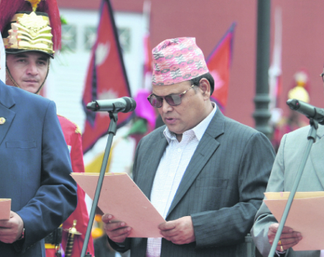 Old faces all in Deuba's new cabinet