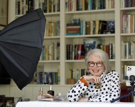 Social media's 70-up 'grandfluencers' debunking aging myths