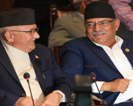 Oli, Deuba agree to fill vacant positions in constitutional bodies