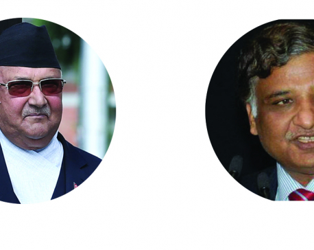 India's RAW Chief Goel calls on PM Oli