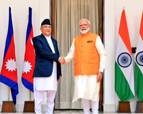 PM Oli, Indian PM Modi to jointly inaugurate cross-border petro pipeline today