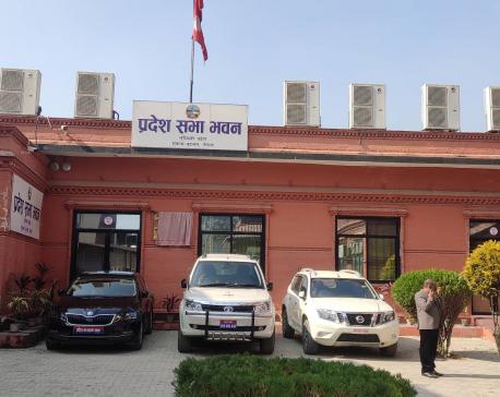 Lumbini Province govt introduces budget through ordinance