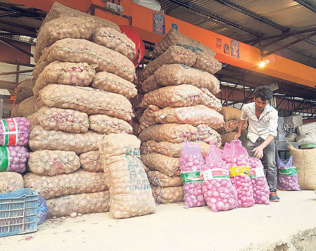 After India ban, Chinese onions take local market