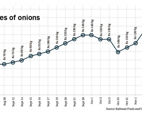 With Indian ban, onions becoming steadily unaffordable