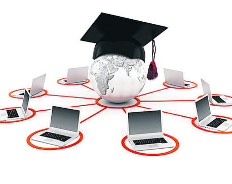Online Education A broader solution