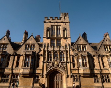 Oxford graduate sues university for £1m over boring lessons