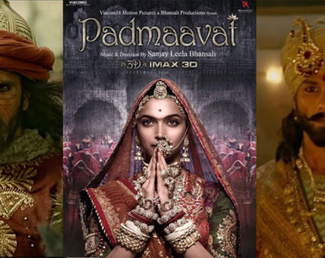 'Padmaavat' worldwide box-office collection: Deepika Padukone, Ranveer Singh, Shahid Kapoor starrer earns Rs 162 crore
