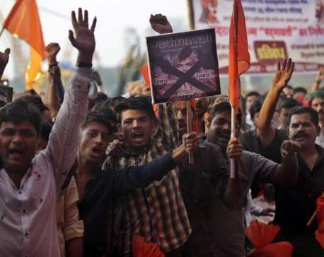 Bounty offered for beheadings of Bollywood director, actress