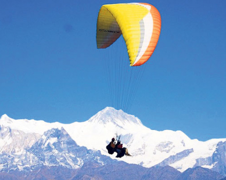 Five adventure sports to do in Pokhara this festive season