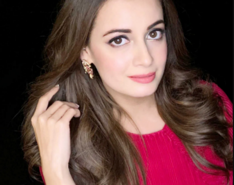 Dia Mirza alarms Mumbai on air pollution