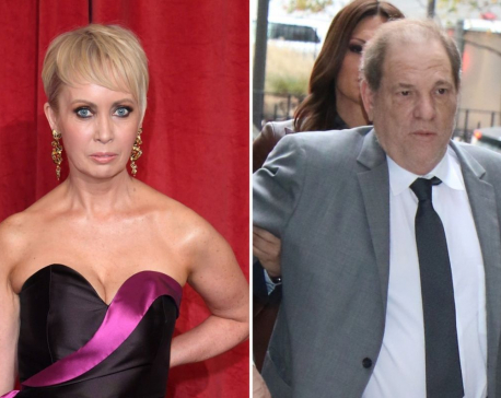 Lysette Anthony details alleged rape by Harvey Weinstein