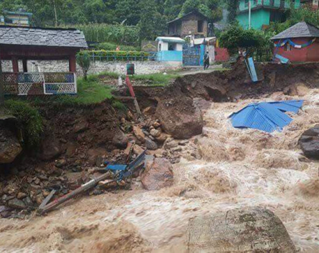 Bodies retrieved: Belbagar settlement at landslide risk (with photos)