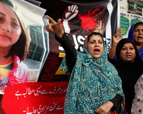 Six-year-old's brutal rape and murder ignites outrage in Pakistan