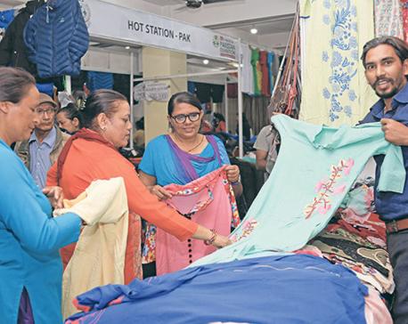 Pakistan-Nepal trade fair kicks off in capital