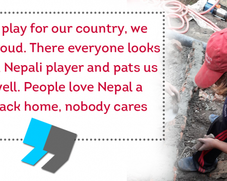 Unable to pay Rs 10,000 monthly rent, Nepal's only female paralympian to make it to a global competition starts living in a hut