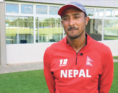 Delivering as a unit important to win title: Khadka