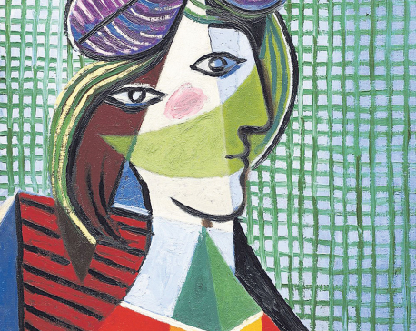 Paris exhibition charts Picasso's 'year of wonders'