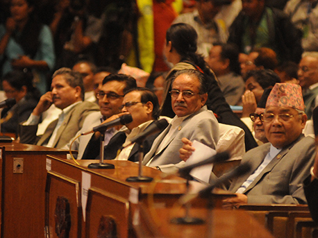 One mistake of Nepali democracy: Oversized parliament