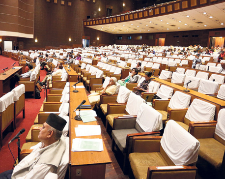 House fails to pass key bills in the absence of lawmakers