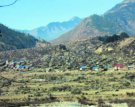 Jumla rural municipality on path to prosperity