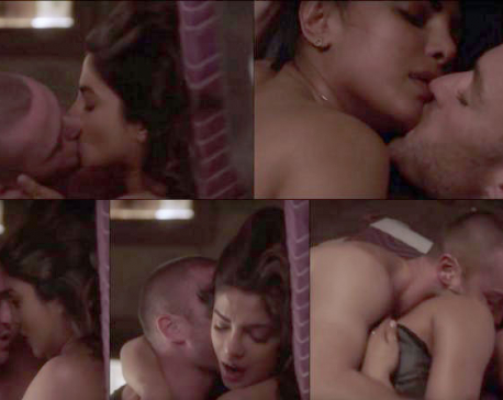 Priyanka Chopra's intimate scene from 'Quantico 2' goes viral (video)