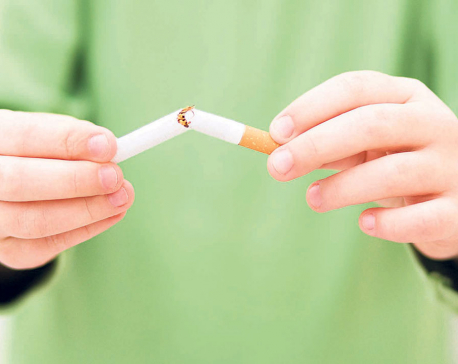 Peer influence can help reduce tobacco use