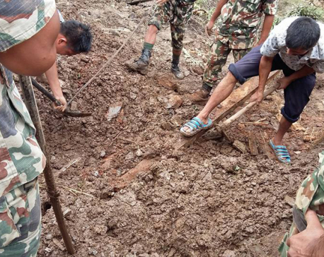 Death toll in Pyuthan landslides reaches 24