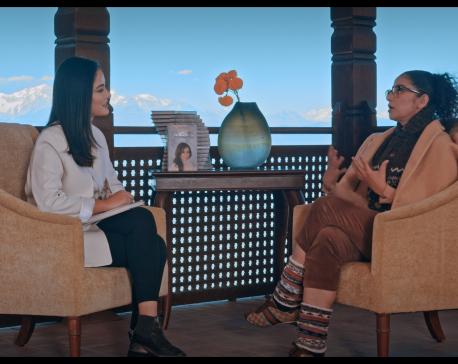 Manisha Koirala's 'Jijivisha' released