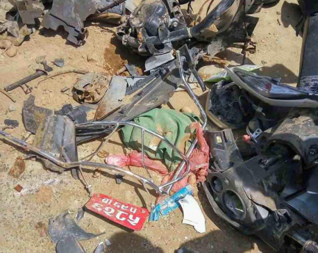 Death toll in Gurjudhara pile-up climbs to 2