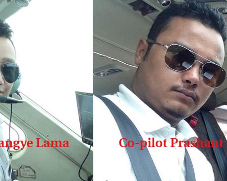 Cheating death after aircraft engine went kaput at 11,500 feet