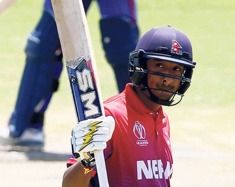 A lot more to do, captain Khadka says after historic ODI win