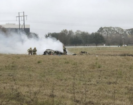 Plane crash kills 5, including LSU coach's daughter-in-law