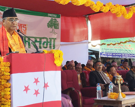 Leftist alliance formed as anti-democratic force : PM Deuba