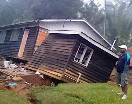 Magnitude 6.0 aftershock rattles quake-hit PNG highlands as toll rises