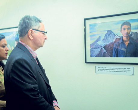 Exhibit pushes issues of people without citizenship