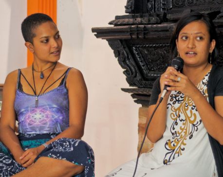 Spoken word poetry festival travels four cities