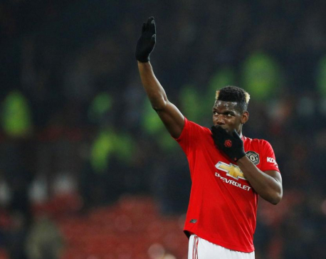 Pogba set to return for Manchester United's trip to Arsenal