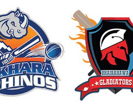 Gladiators bundle out Rhinos for 108