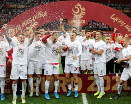 Substitutes take Poland to Euro 2020 with North Macedonia win