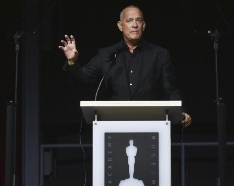 Done with delays, Academy movie museum rolls out red carpet
