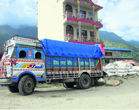 Potato farmers in Jumla find market at their doorsteps