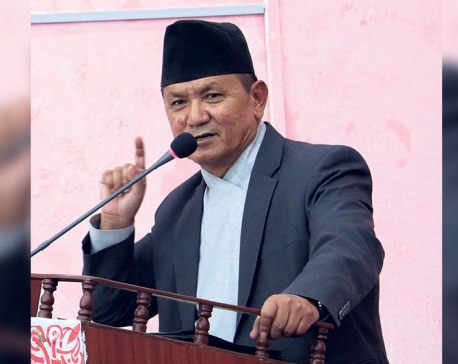 Gandaki govt in crisis as Rastriya Janamorcha withdraws support to Chief Minister Gurung
