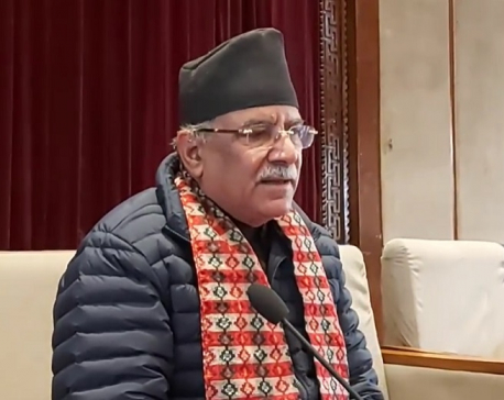 We'll form a new govt after restoring House of Representatives: NCP Chairman Dahal (with video)
